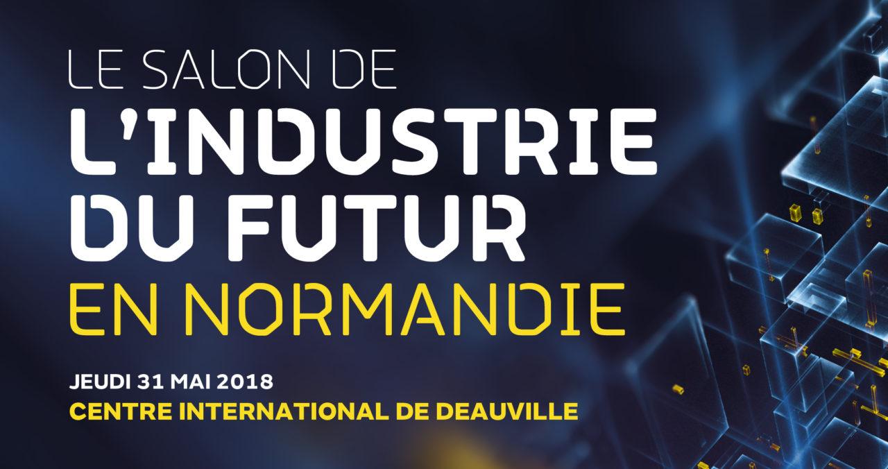 Retrouvez-nous au salon Industrie du Futur 2018 (stand n°52)