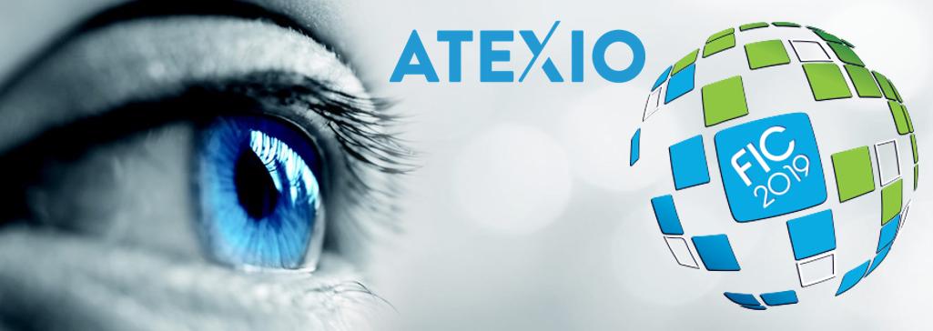 ATEXIO sera présent au FIC 2019 !