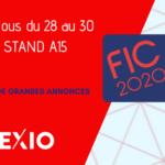 atexio partenaire FIC 2020