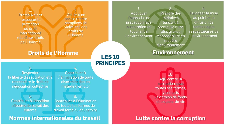 10 principes global compact