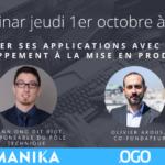 webinar OGO et MANIKA securisation des applications avec l'IA