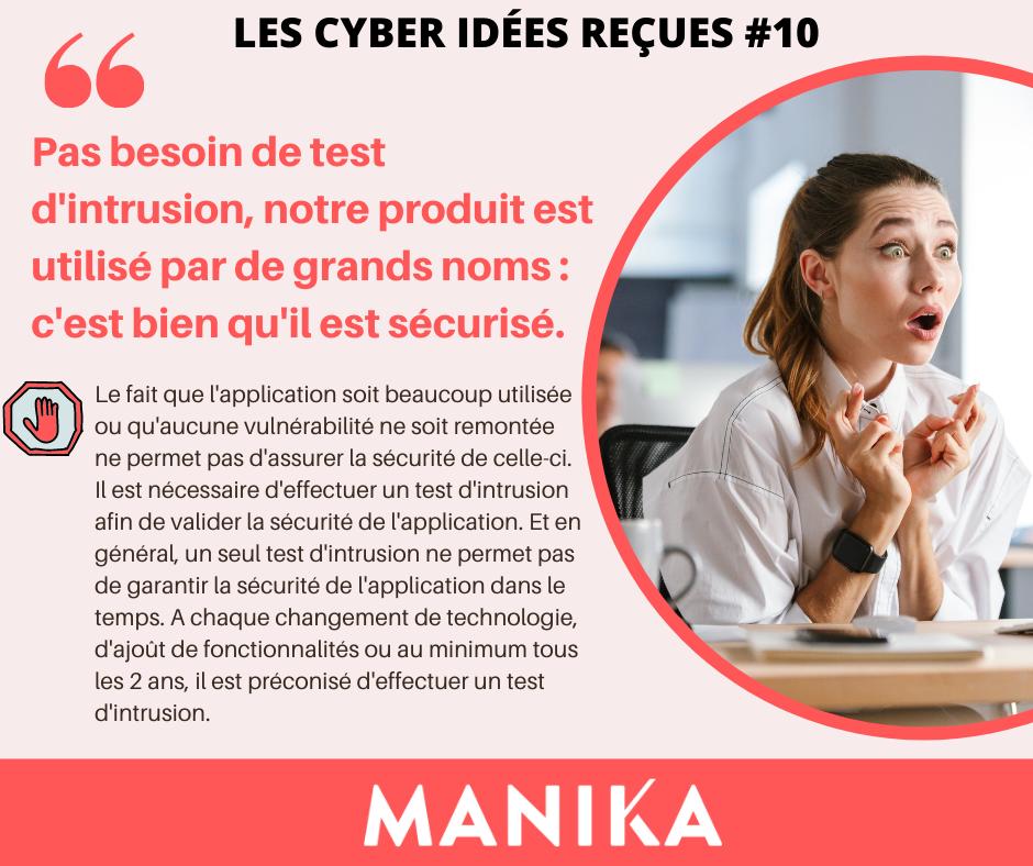 les idées reçues de la cybersécurité 10