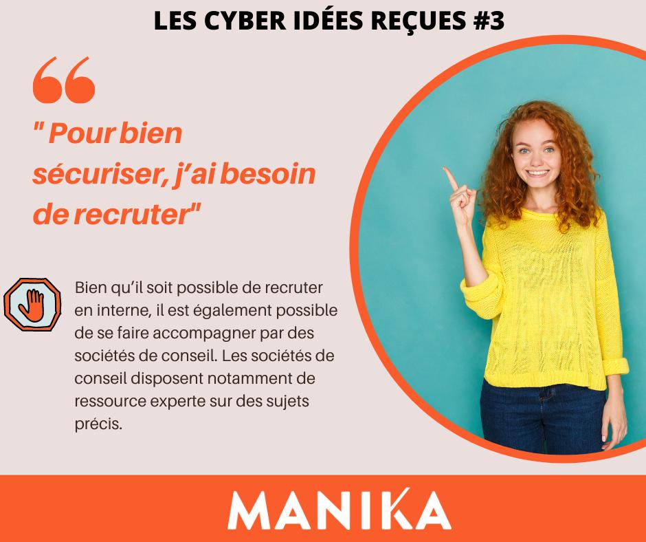 les idées reçues de la cybersécurité 3