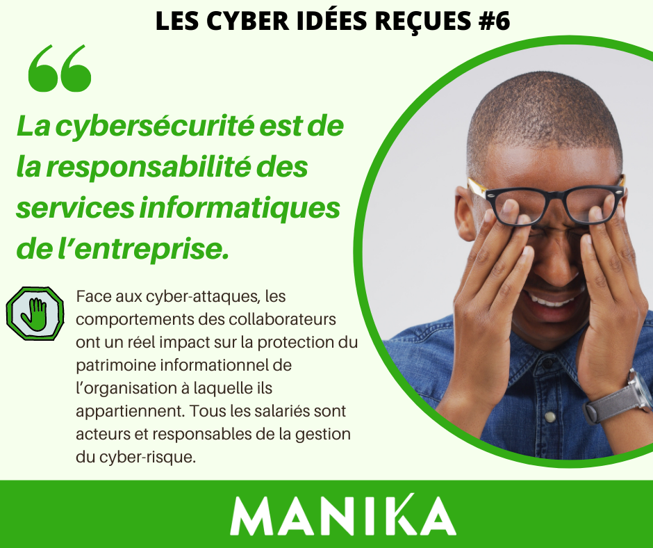 les idées reçues de la cybersécurité 6