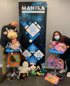 collecte de jouets MANIKA