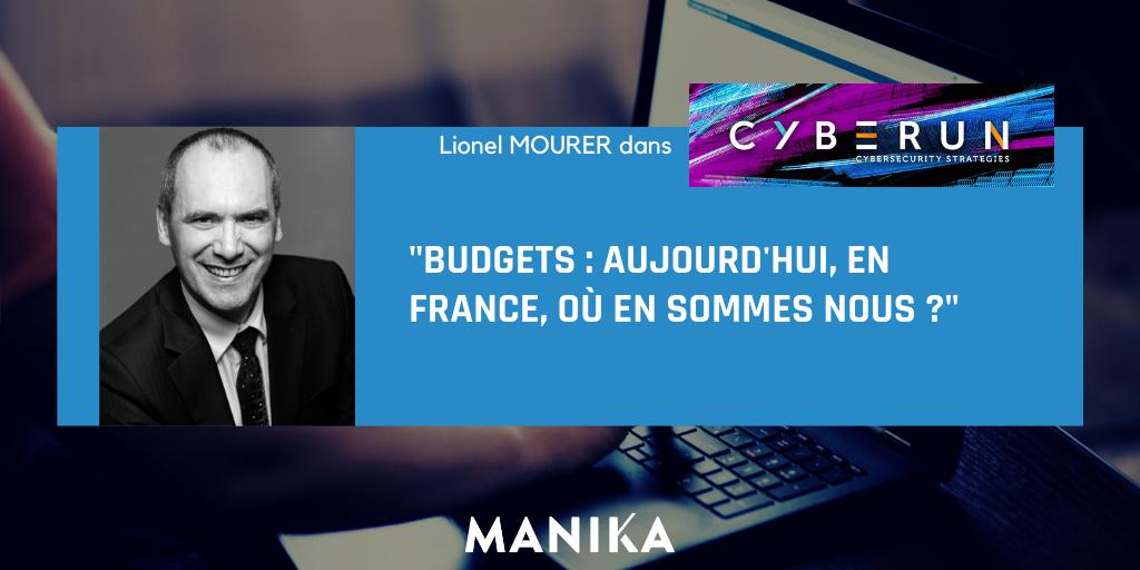[article] Lionel Mourer dans Cyberun – Budgets : Aujourd'hui en France où en sommes-nous