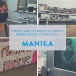 MANIKA et la péniche du coeur
