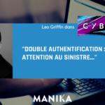 article Léo griffin dans Cyberun
