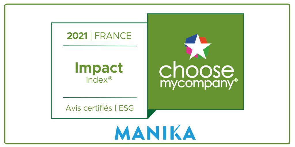 label Impact Index MANIKA
