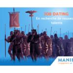 job dating à lyon recrutement de consultant cyber sécurité chez manika